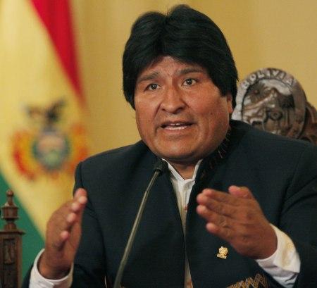 Bolivia.evo-morales